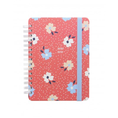 Floral-Coral